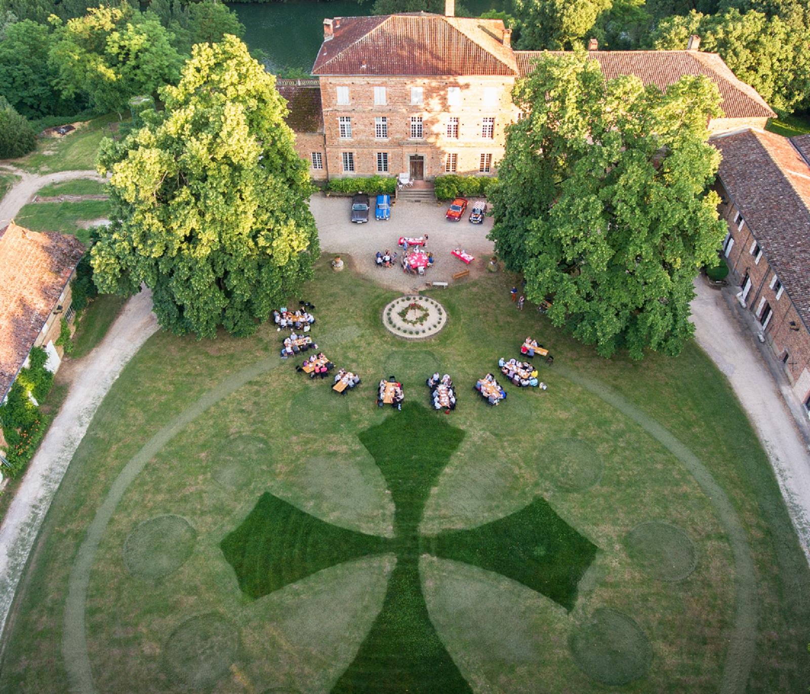 Chateau Lastours