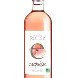 Esquisse rosé bio sans sulfite