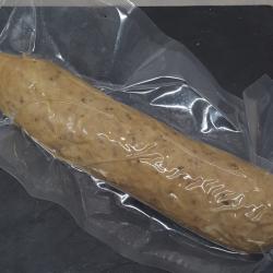 Paupiettes de truite sauce crémant de Bourgogne