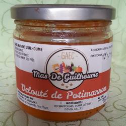 Veloute-potiron-Mas-de-Guilhoume