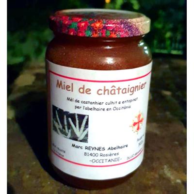 Miel-chataignier-500g-reyne
